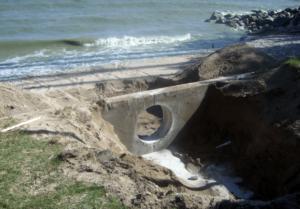 Core Drill Large Concrete Wall