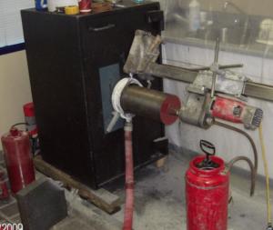 Bank Vault Steel Core Drill