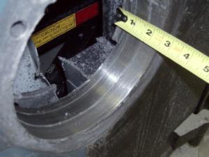 Core Drill Bank Vault