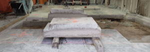 Flat Saw Indoor Concrete