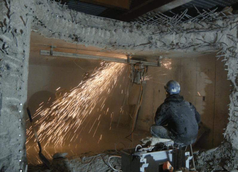 Wall Sawing