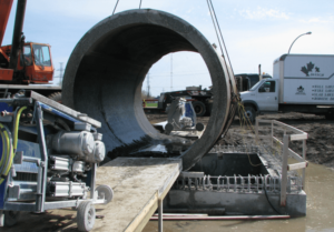 Wire Saw Concrete Pipe