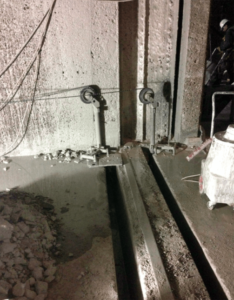 Wire Saw Downhole Joint Removal